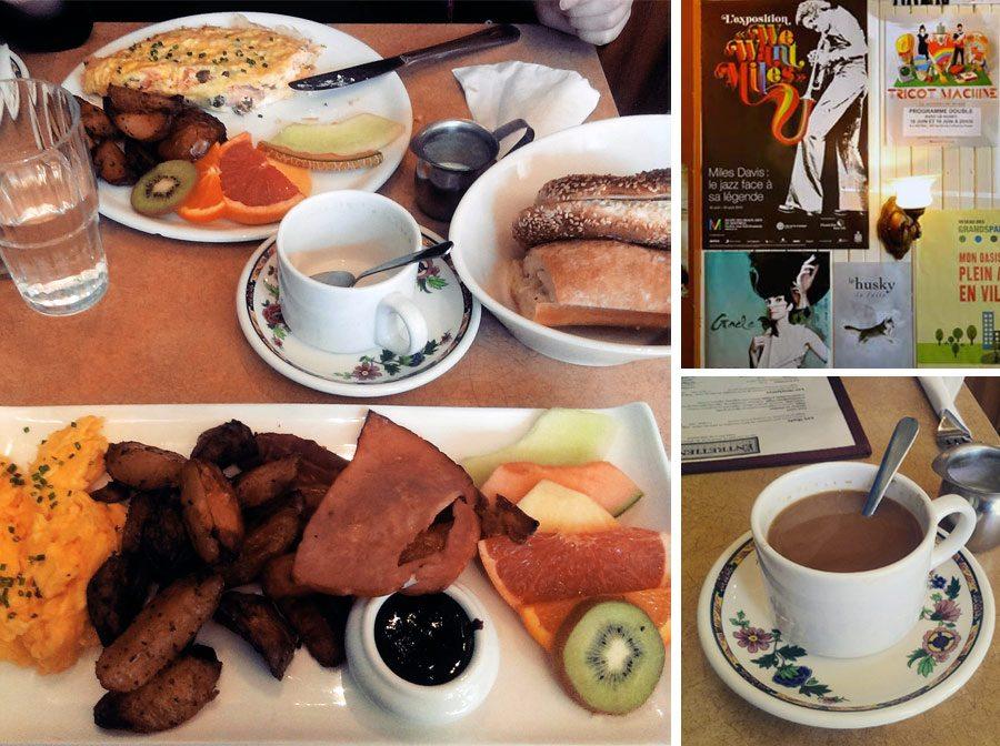 Montréal City Crunch a testé le café les entretiens