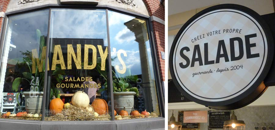 On a testé le bar à salades Mandy's | Montréal CityCrunch