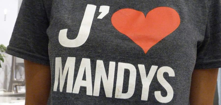J'aime le bar à salades Mandy's | Montréal CityCrunch