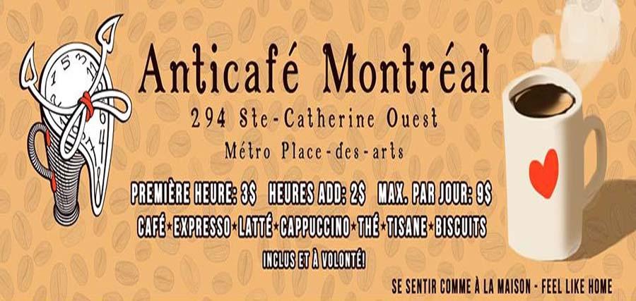 On a testé : l'Anticafé ! | Montréal CityCrunch