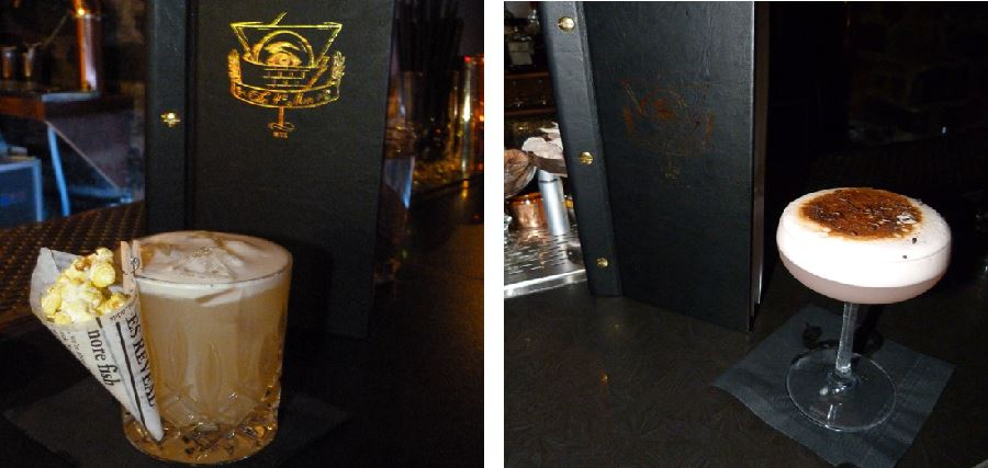 On a testé : le speakeasy le 4e mur ! | Montréal CityCrunch