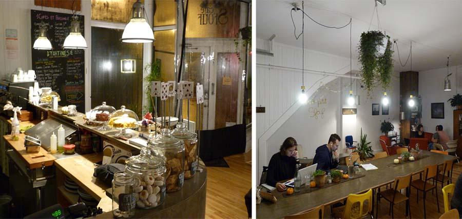 On a testé : le Sfouf café | Montréal CityCrunch