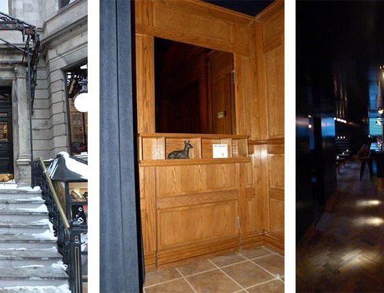 On a testé le speakeasy Cloackroom Bar | Montréal CityCrunch
