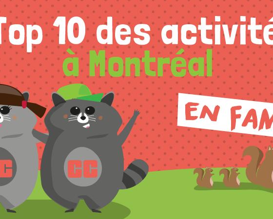 10 activités Montréal en Famille | Montréal CityCrunch