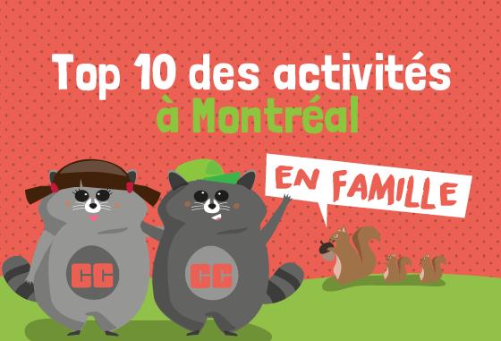 Montréal CityCrunch | Top 10 des activités à Montréal en famille