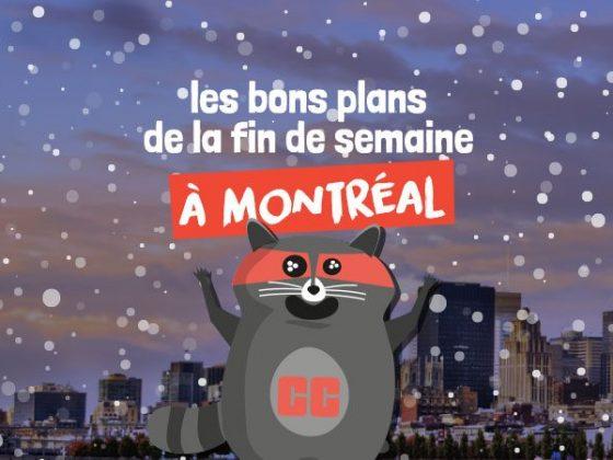 Les bons plans de la fin de semaine à Montréal | Hiver | Montréal CityCrunch