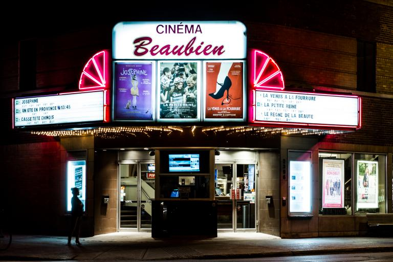 Quoi faire le dimanche à Montréal | le Cinéma Beaubien