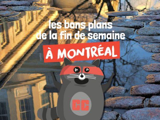 Bons plans fin de semaine Montréal Automne 2017