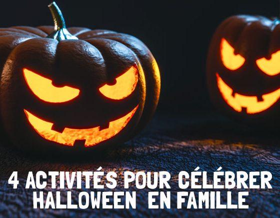 4 activités pour célébrer Halloween 2017 en famille | Montréal CityCrunch