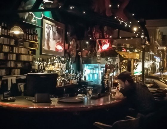 Else's bar à cocktail