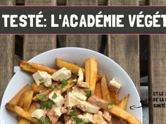 On a testé l'Académie Végétale - Montréal CityCrunch