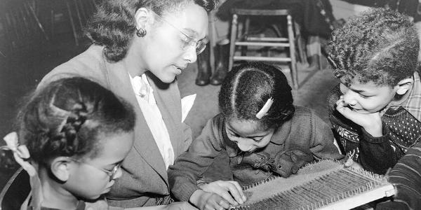 Negro Community Centre, 10 mars 1949. BAnQ Vieux-Montréal.